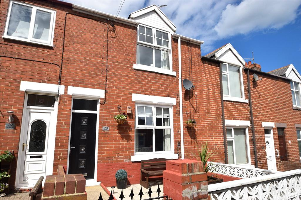 2 Bedrooms Terraced House for sale in Garron Street, Seaham, Co.Durham, SR7
