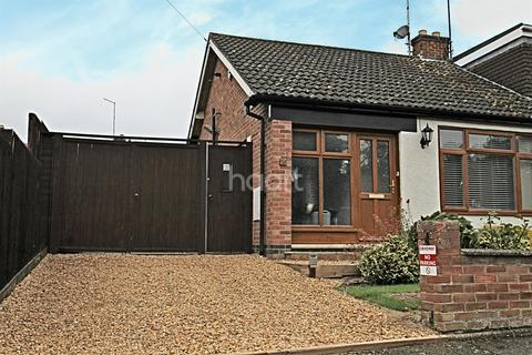 2 bedroom bungalow for sale - Valley Road, Little Billing, Northampton