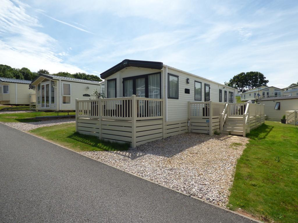2 Bedrooms Lodge Character Property for sale in Golden Sands Holiday Park, Dawlish