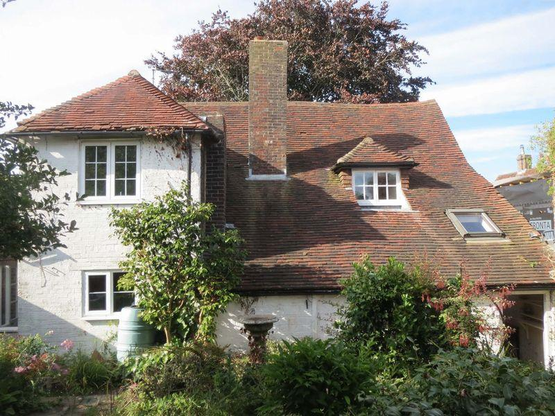 4 Bedrooms Detached House for sale in East End Lane, Ditchling, East Sussex,