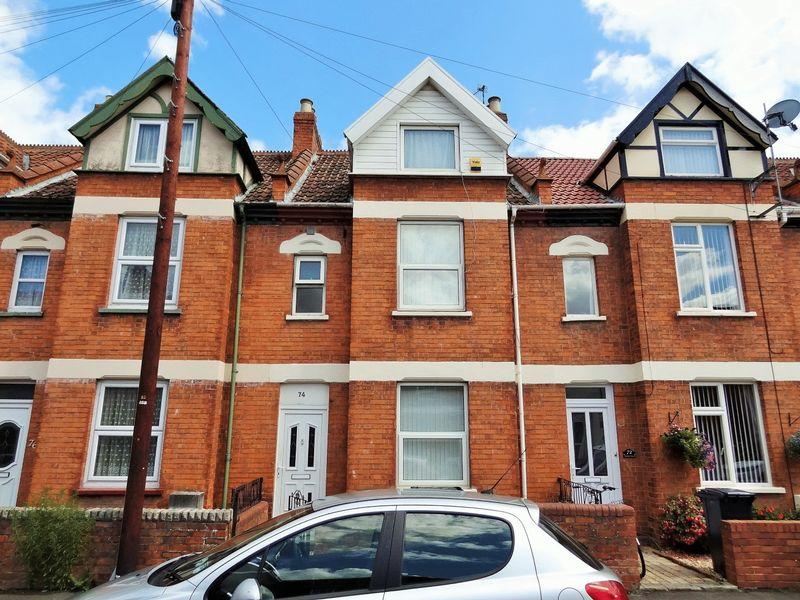 3 Bedrooms Terraced House for sale in Chilton Street, Bridgwater