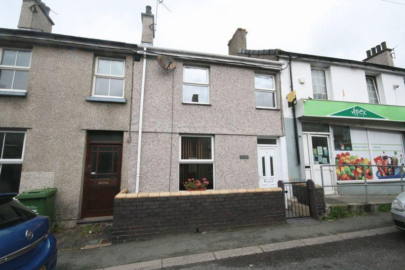 2 Bedrooms Terraced House for sale in Brynsiencyn