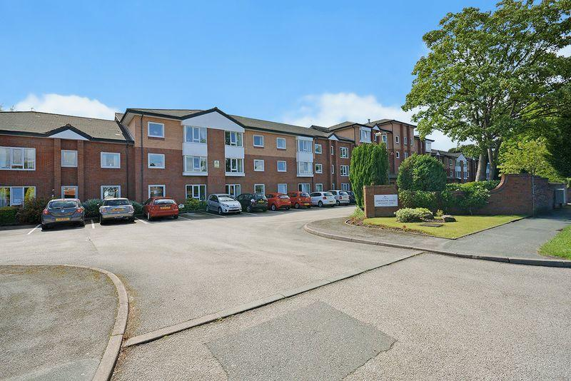 1 Bedroom Apartment Flat for sale in Undercliffe House, Dingleway, Warrington