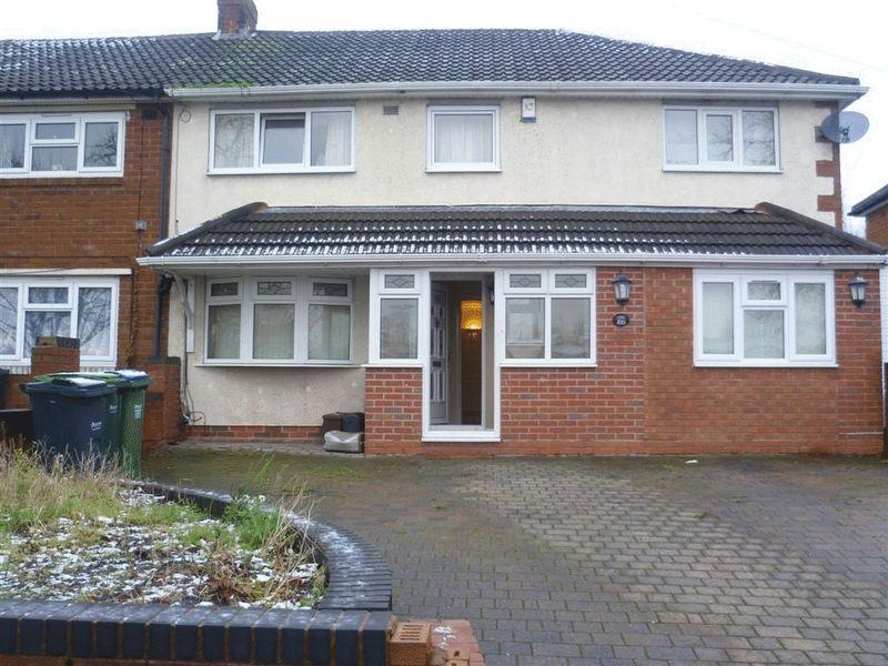 4 Bedrooms Semi Detached House for sale in Huntingdon Road, West Bromwich