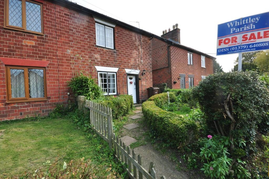 2 Bedrooms Cottage House for sale in Croft Lane, Diss