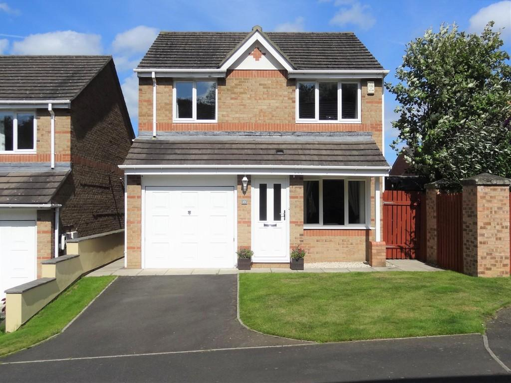3 Bedrooms Detached House for sale in The Ford, Prudhoe