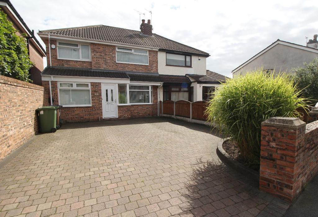 3 Bedrooms Semi Detached House for sale in Liverpool Road