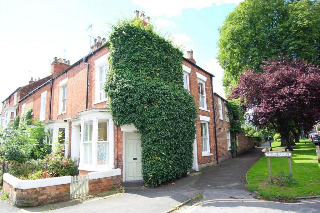 3 Bedrooms End Of Terrace House for sale in St Marys Terrace, Beverley, East Riding of Yorkshire