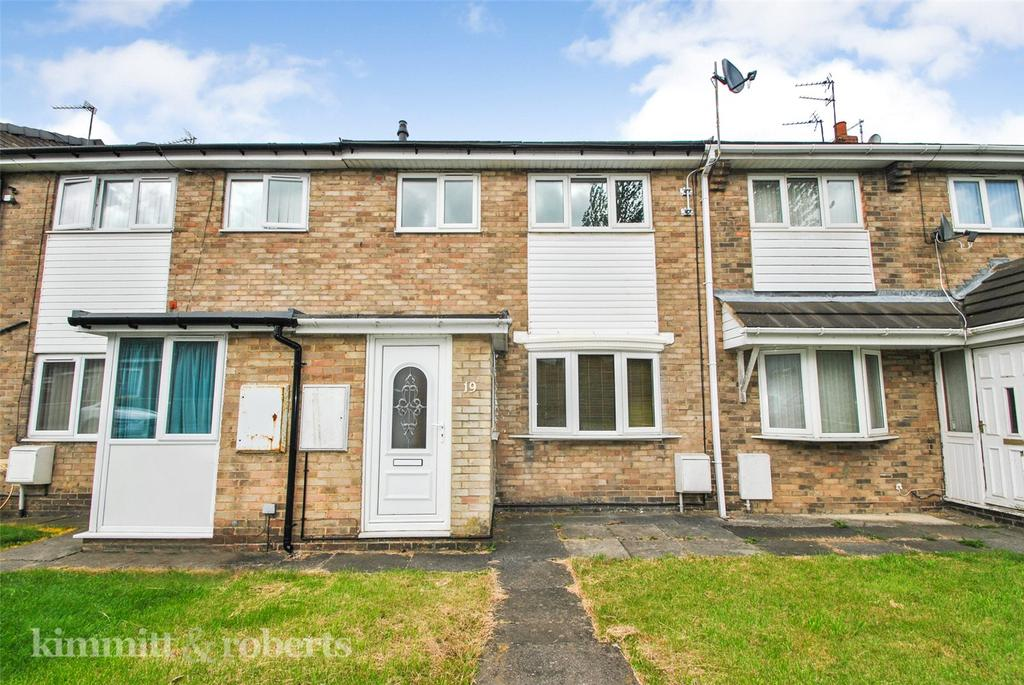 3 Bedrooms Terraced House for sale in Ravensworth Court, South Hetton, County Durham, DH6