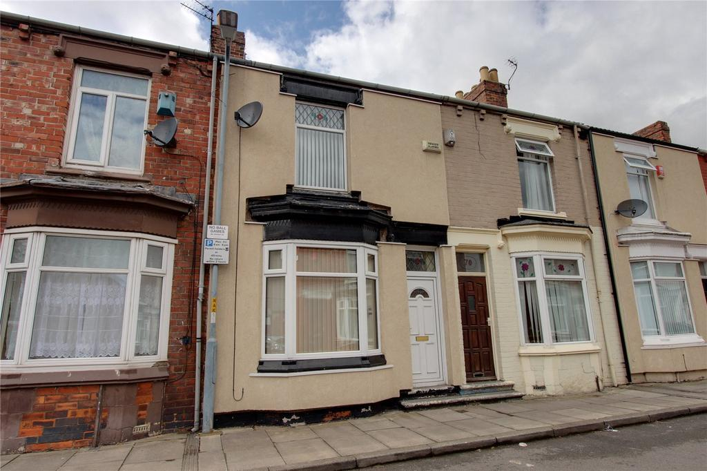 2 Bedrooms Terraced House for sale in Acton Street, Middlesbrough