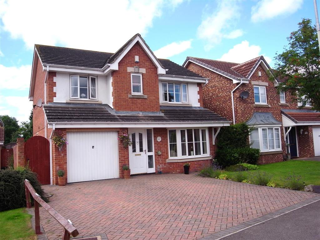 4 Bedrooms Detached House for sale in Woolsington Drive, Middleton St George