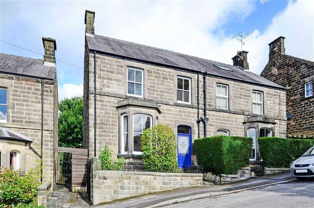 3 Bedrooms Semi Detached House for sale in Lynda Vista, 29, New Street, Matlock, Derbyshire, DE4