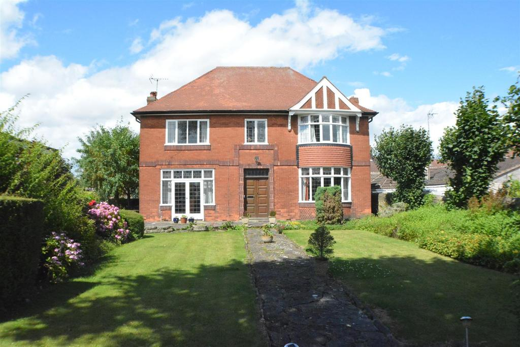3 Bedrooms Detached House for sale in Rose Lane, Mansfield Woodhouse