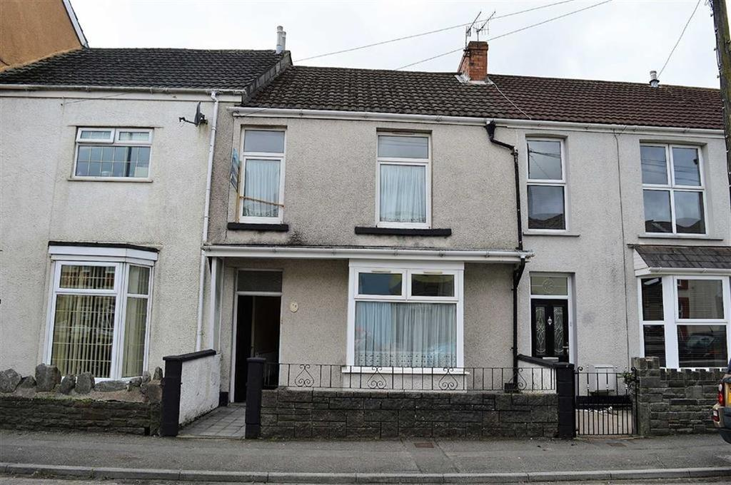 3 Bedrooms Terraced House for sale in Bond Street, Swansea, SA1