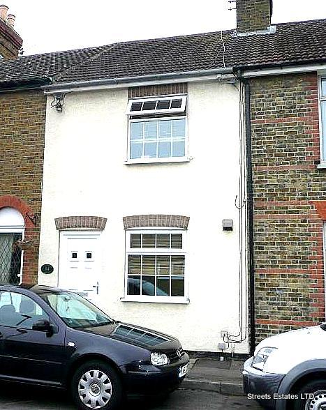 2 Bedrooms Terraced House for sale in Cyprus Road, Faversham ME13
