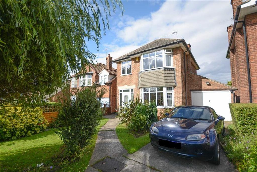 3 Bedrooms Detached House for sale in Stanhome Drive, West Bridgford