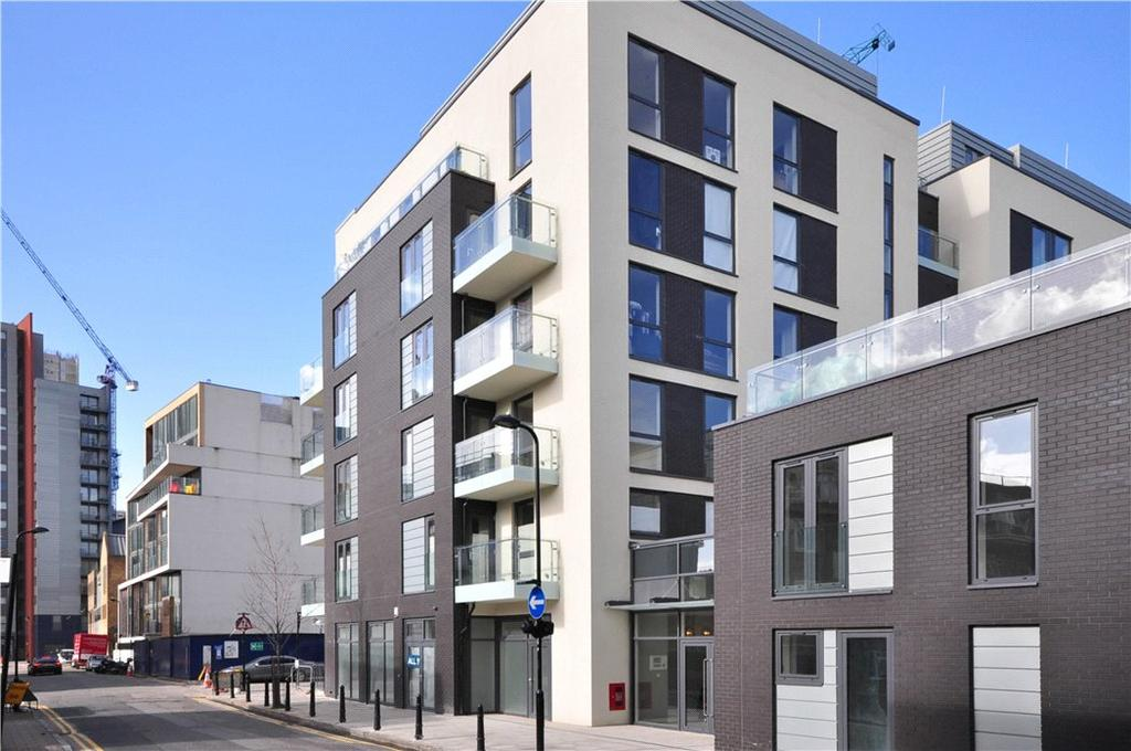 1 Bedroom Flat for sale in Maldon Apartments, Micawber Street, Islington, London, N1