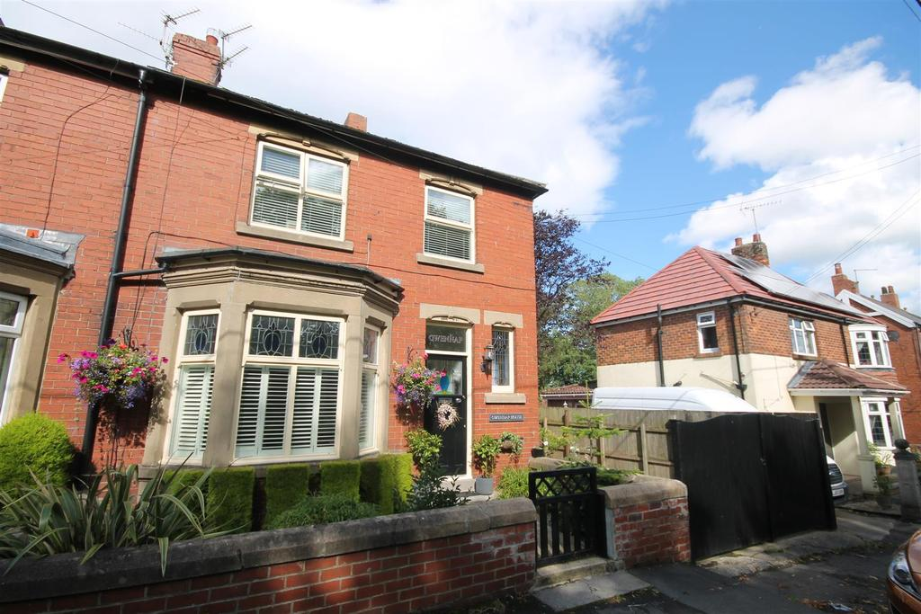 3 Bedrooms Semi Detached House for sale in Thornley Road, Trimdon Station