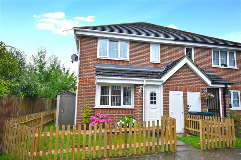 2 Bedrooms End Of Terrace House for sale in Manor Way, Croxley Green, Hertfordshire