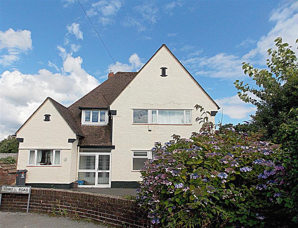 4 Bedrooms Detached House for sale in Towy Road, Llanishen, Cardiff