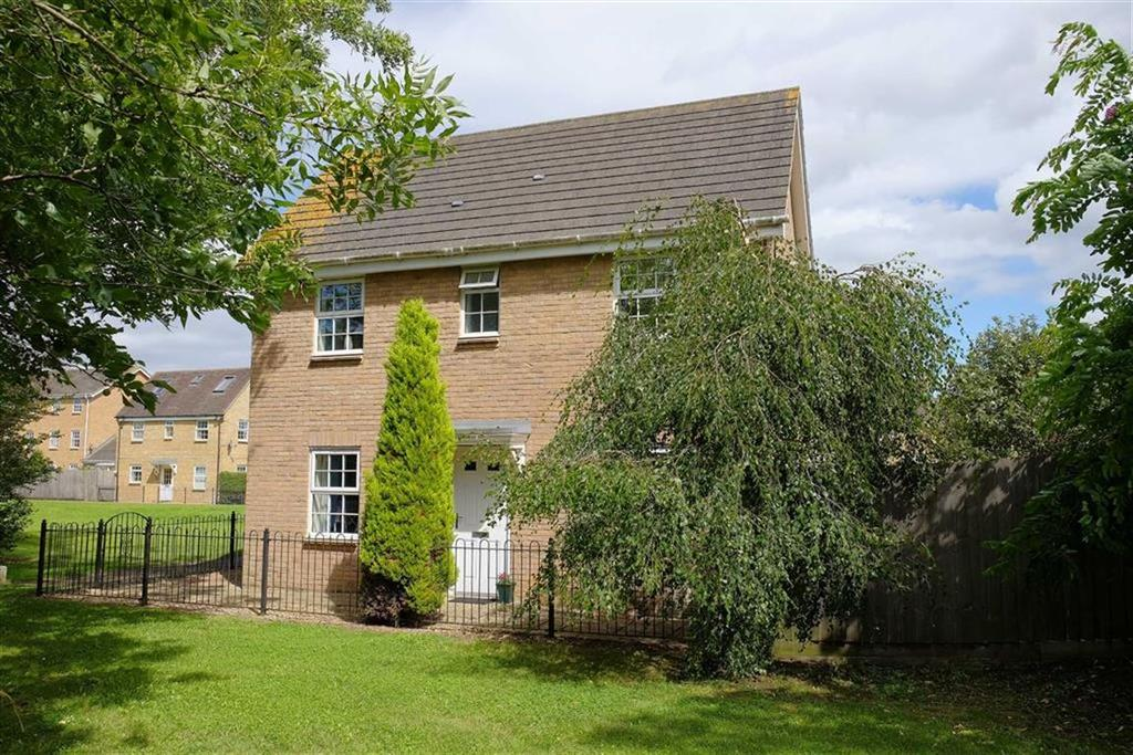 3 Bedrooms End Of Terrace House for sale in Covent Garden, Willingham, Cambridge