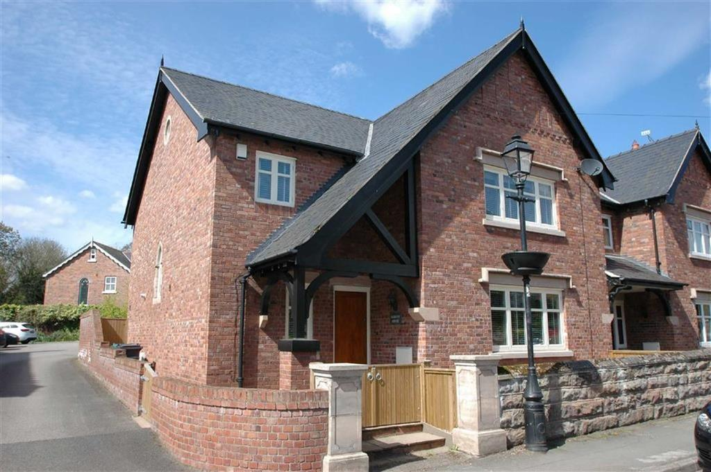 5 Bedrooms Detached House for sale in High Street, Tattenhall, Chester