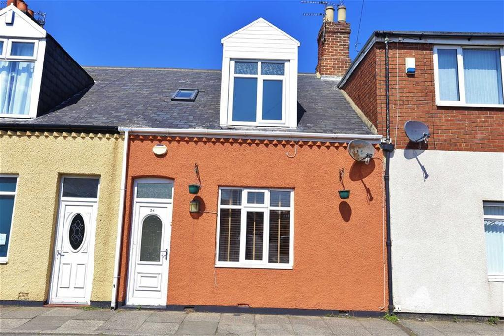 4 Bedrooms Terraced House for sale in Londonderry Street, Silksworth, Sunderland, SR3