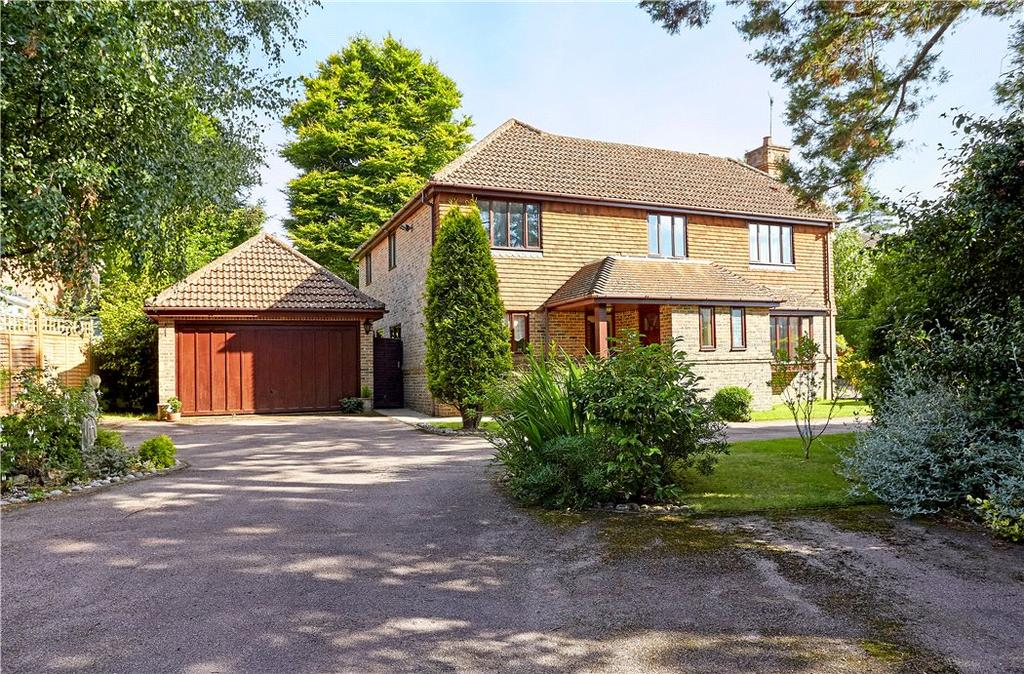 5 Bedrooms Detached House for sale in Havering Close, Tunbridge Wells, Kent, TN2