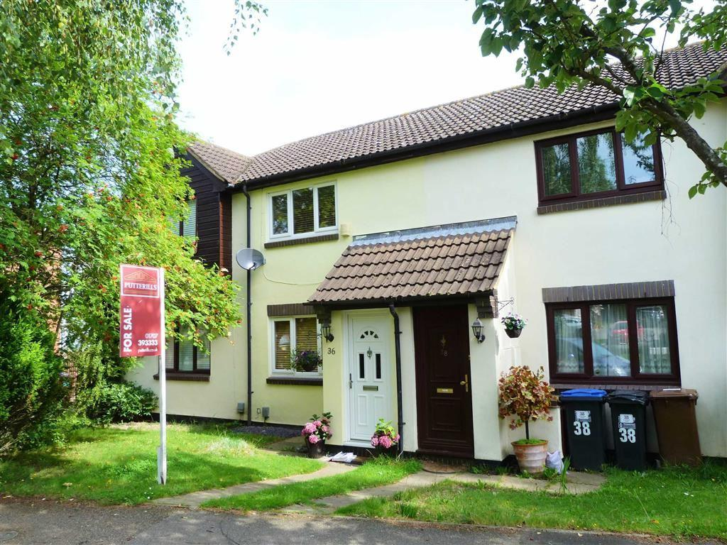 2 Bedrooms Terraced House for sale in Harwood Close, West Side, Welwyn Garden City