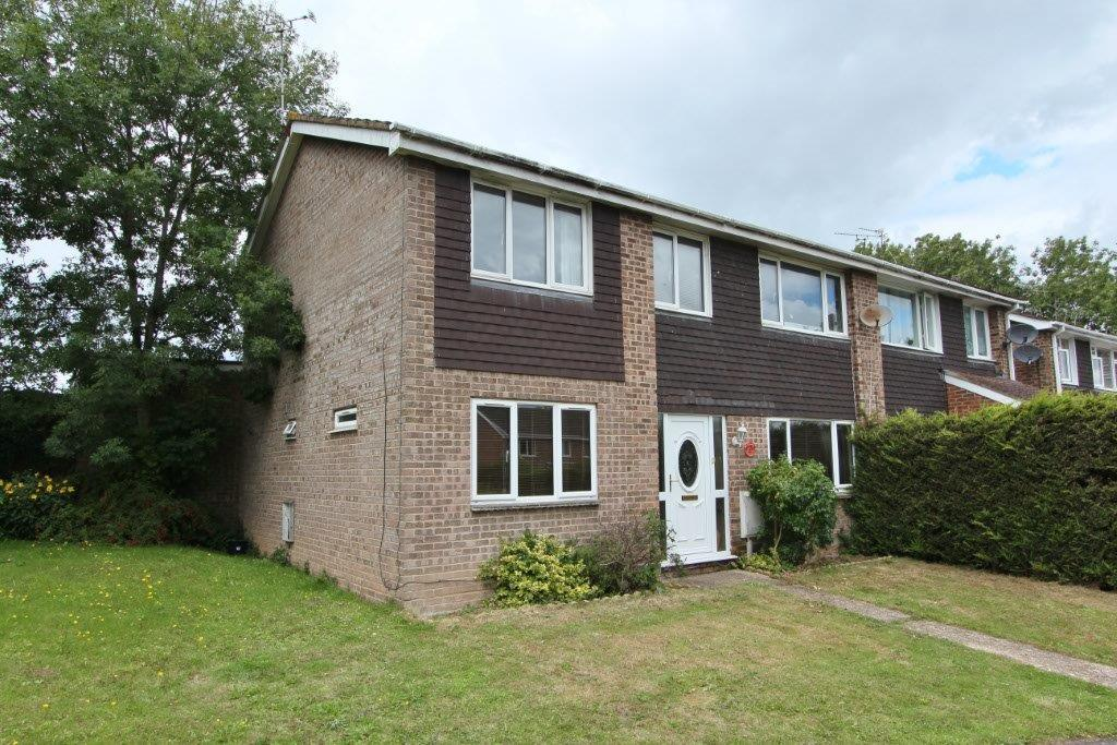 4 Bedrooms Semi Detached House for sale in Kings Copse Road, Hedge End SO30