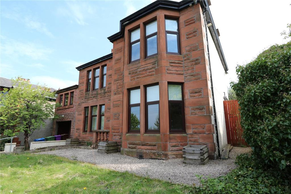 4 Bedrooms Semi Detached House for sale in Spence Street, Maryhill Park, Glasgow