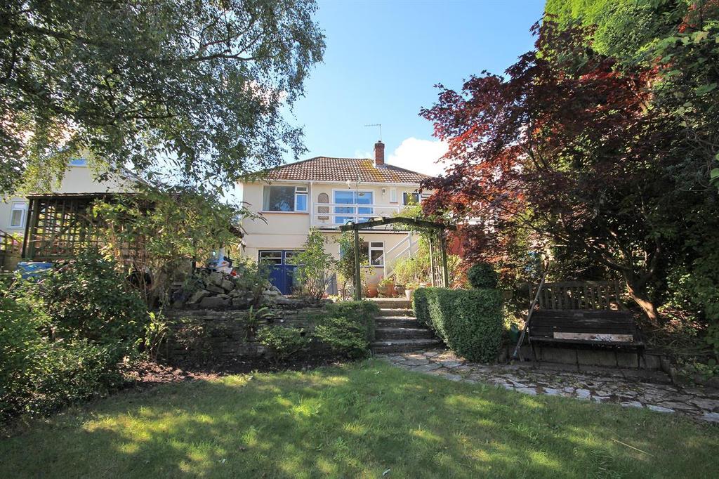 3 Bedrooms Detached Bungalow for sale in Abbotsbury Road, Broadstone