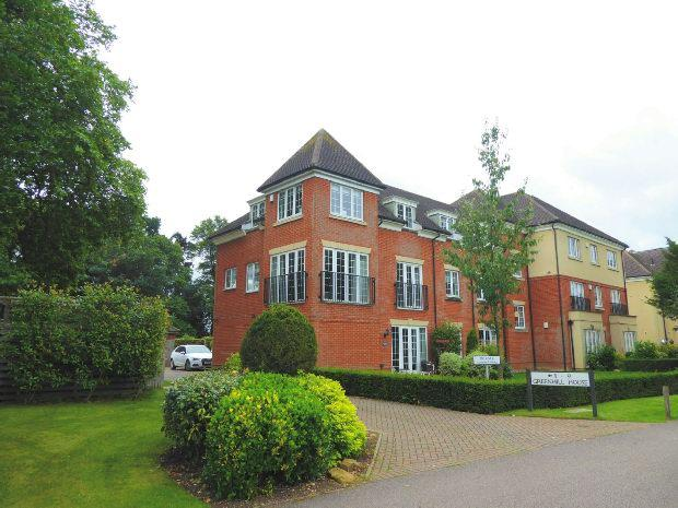 2 Bedrooms Apartment Flat for sale in Greenhill House, Twyford
