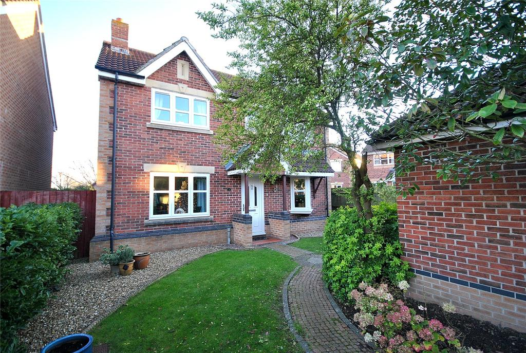 4 Bedrooms Detached House for sale in Calluna Close, Wick St Lawrence, Weston-super-Mare, North Somerset, BS22