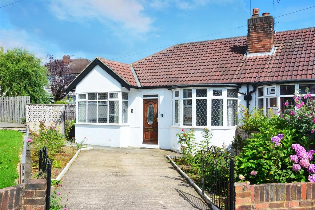 2 Bedrooms Semi Detached Bungalow for sale in Vesper Gardens, Kirkstall