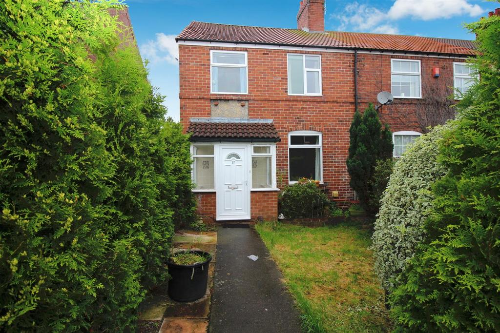 3 Bedrooms End Of Terrace House for sale in West Crescent, Gateshead