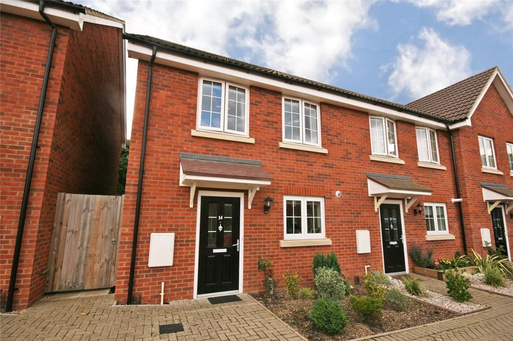 2 Bedrooms End Of Terrace House for sale in Leefield, Welwyn Garden City, Hertfordshire