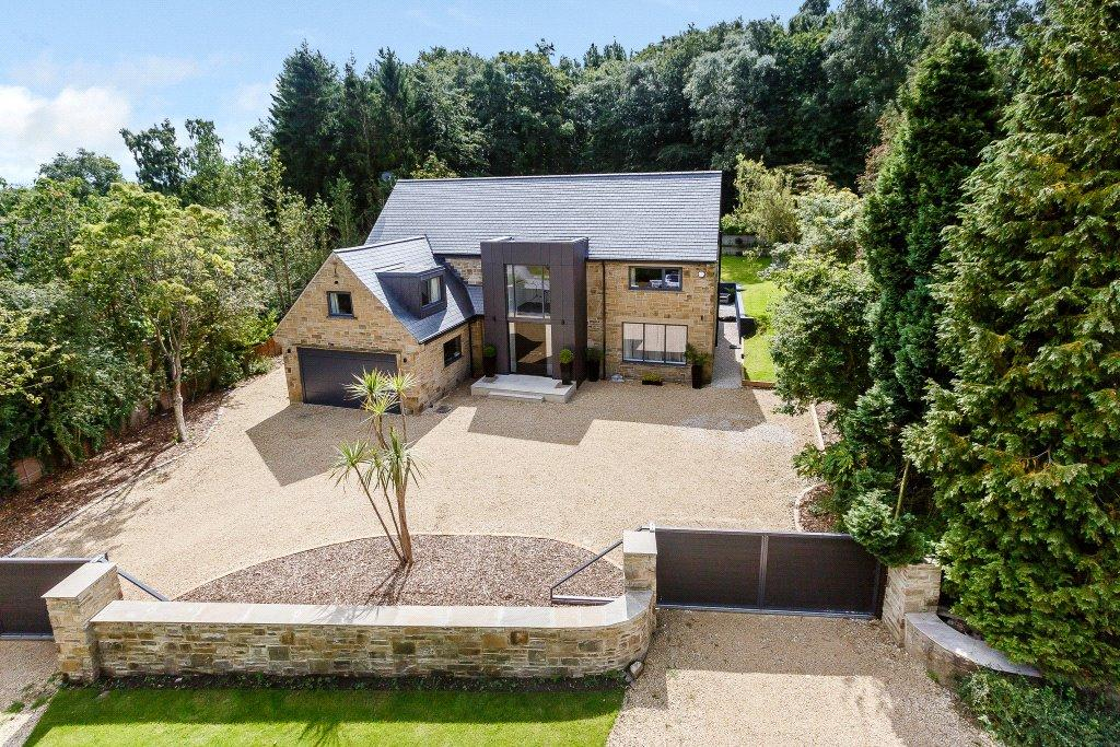 6 Bedrooms Detached House for sale in Bracken Park, Scarcroft, Leeds, LS14