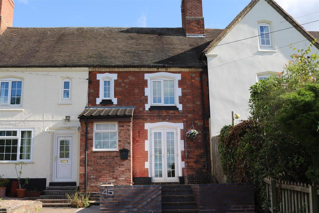 2 Bedrooms Terraced House for sale in Watling Street, Hints, Tamworth