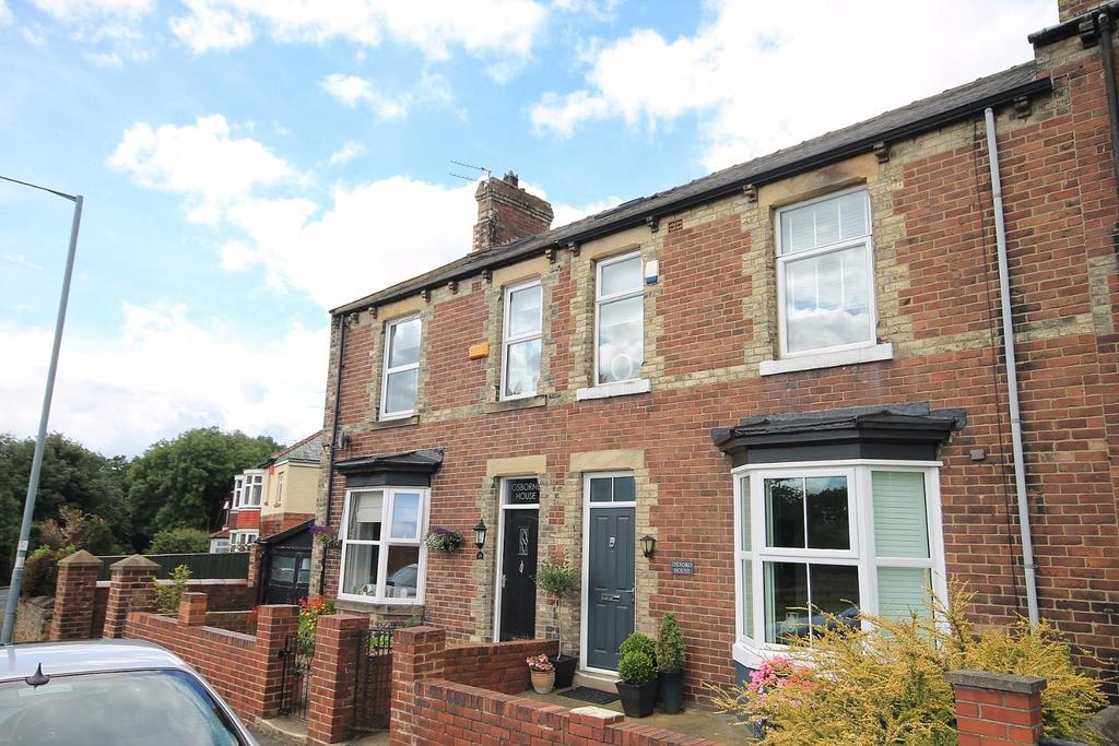 3 Bedrooms Town House for sale in Dene View, Willington, Crook