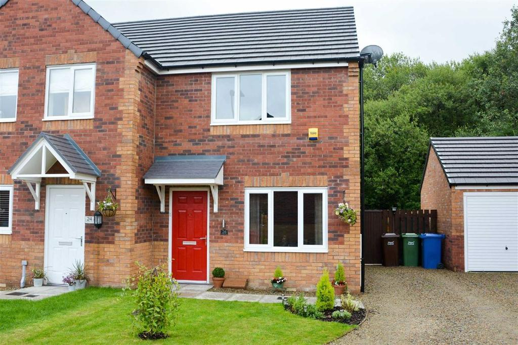 2 Bedrooms Semi Detached House for sale in Winstanley Street, Newtown, Wigan, WN5
