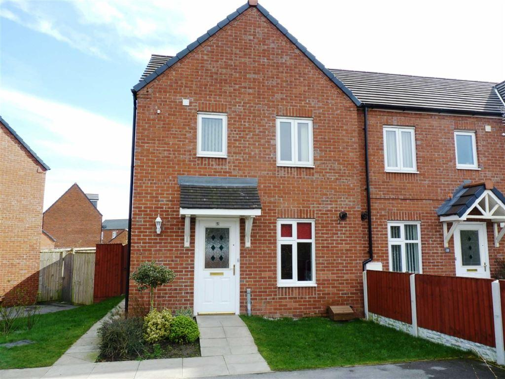 3 Bedrooms Semi Detached House for sale in Cavendish Court, Springview, Wigan, WN3