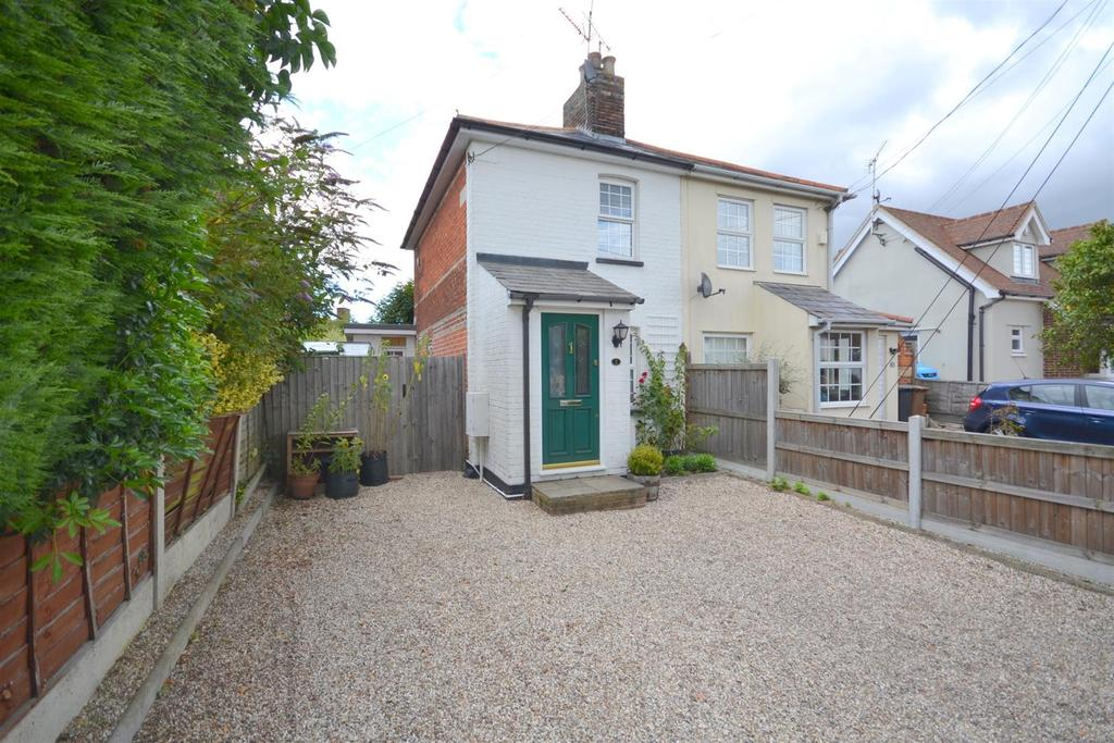 2 Bedrooms Cottage House for sale in Galleywood