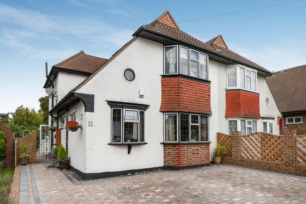 4 Bedrooms Semi Detached House for sale in Woodham Road Catford SE6