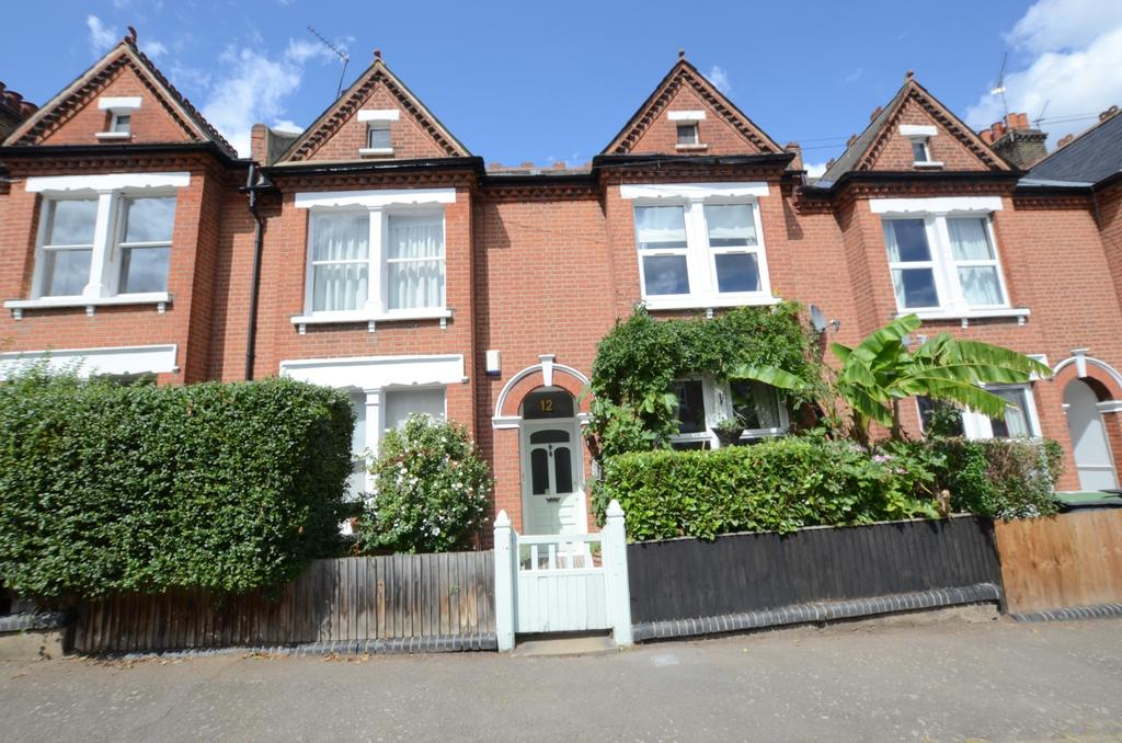 3 Bedrooms Terraced House for sale in Ebsworth Street Forest Hill SE23