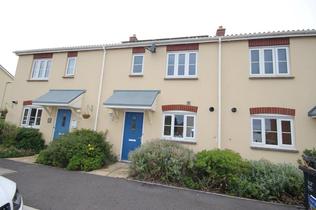 3 Bedrooms Terraced House for sale in Churchill Way, Watchet TA23