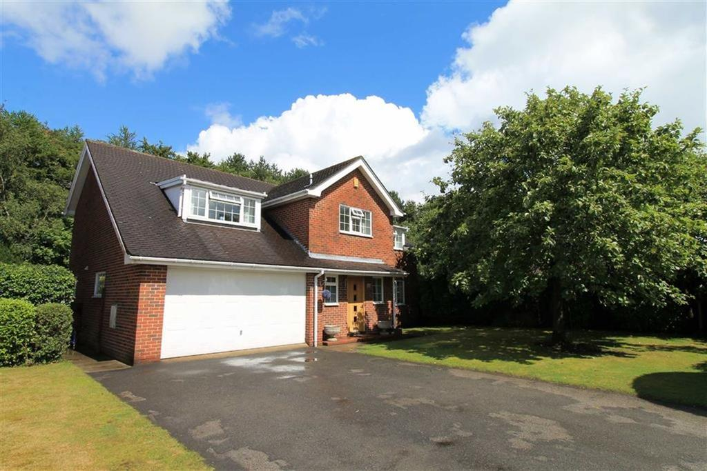 5 Bedrooms Detached House for sale in Hitch Lowes, Chelford