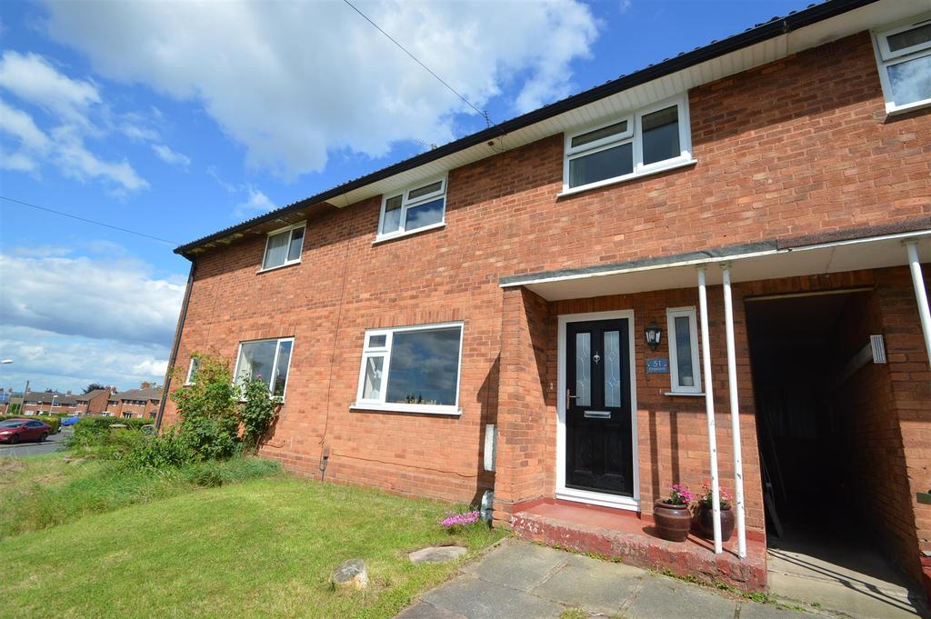 3 Bedrooms Terraced House for sale in 51 Kingsland, Arleston, Telford, TF1 2LE
