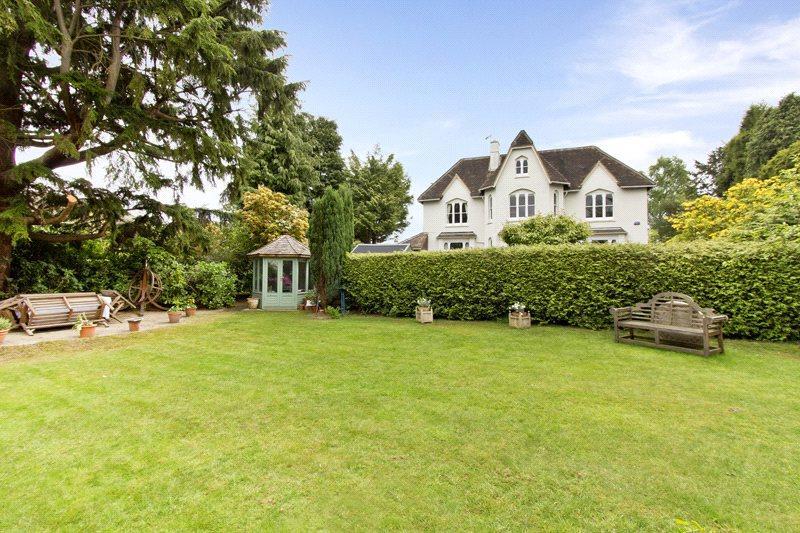 4 Bedrooms Maisonette Flat for sale in Broadwater Down, Tunbridge Wells, Kent, TN2