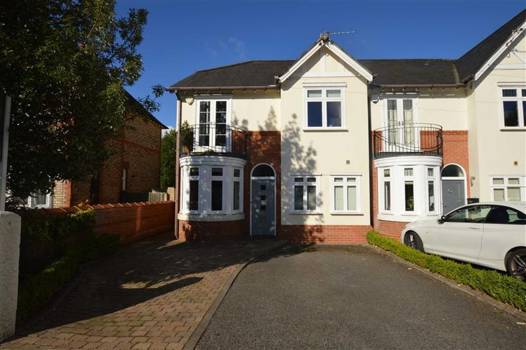 4 Bedrooms Semi Detached House for sale in Cecil Road, Hale, Cheshire, WA15